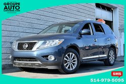Nissan Pathfinder *SL*AWD*CUIR*7 PASSAGERS*CAMERA*  2015