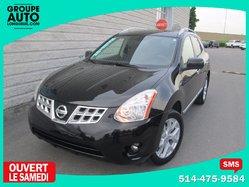 Nissan Rogue SV*AWD*TOIT*NOIR*CAMERA*MAGS*  2011