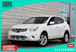 Nissan Rogue *SV*AUTOM*BLANC*CAMERA*BAS KILO*TRES PROPRE*  2012