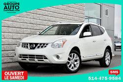 Nissan Rogue *SV*TOIT*CAMERA*BLANC*BAS KILO*  2013