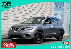 Nissan Rogue *AWD*AUTOM*A/C*BAS KILO*CHARCOAL*  2014
