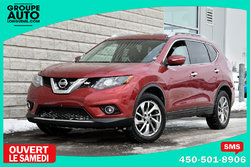 Nissan Rogue *SL*AWD*CUIR*TOIT*NAVIGATION*BAS KILO*  2014