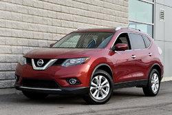 Nissan Rogue *SV*TECH*7 PASSAGERS*RARE*NAVIGATION*  2014
