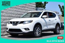 Nissan Rogue *SL*AWD*CUIR*TOIT*BLANC*NAVIGATION*  2014