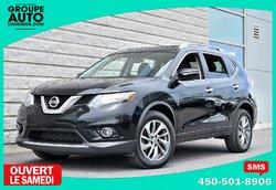 Nissan Rogue *SL*AWD*CUIR*TOIT*NAVIGATION*NOIR*  2014
