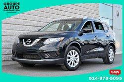 Nissan Rogue *AUTOM*A/C*NOIR*CAMERA*1 PROPRIO*  2014