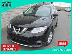 Nissan Rogue *SV*4X4*TOIT OUVRANT*NOIR*BAS KILO*  2015