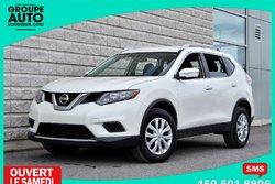Nissan Rogue *AWD*BLANC*BAS KILO*CAMERA DE RECUL*1 PROPRIO*  2015