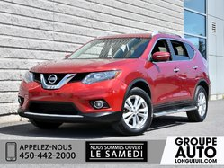 Nissan Rogue *SV*7PLACES*AWD*TOIT*NAVI*  2015