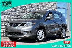 Nissan Rogue *AWD*GRIS*AUTOM*CAMERA*BAS KILO*  2016