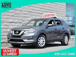 Nissan Rogue *AUTOM*CAMERA*GRIS*BAS KILO*  2017