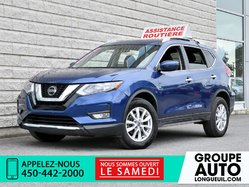 Nissan Rogue *SV*TOIT*AWD*CAMERA*BLEUE*  2018