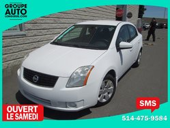 Nissan Sentra *AUTOM*A/C*BLANC*JAMAIS ACCIDENTE*  2009