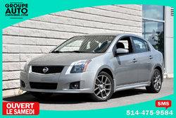Nissan Sentra SE-R*AUTOM*A/C*PADDLESHIFT*MAGS*BAS KILO*  2010