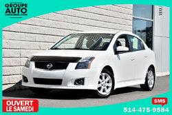 Nissan Sentra *AUTOM*A/C*MAGS*AILERON*BLANC*45000KM*  2012