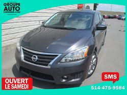 Nissan Sentra *SR*NAVIGATION*TOIT*AUTOM*MAGS*  2013