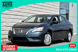 Nissan Sentra *AUTO*A/C*BLUETOOTH*BLEUE*33000KM*  2013
