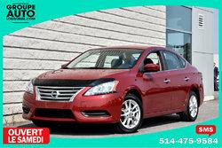 Nissan Sentra *AUTOM*A/C*DEMARREUR*MAGS*28800km*  2013