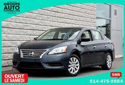 Nissan Sentra *AUTOM*A/C*SV*PUSHSTART*BAS KILO*JAMAIS ACCIDENTE*  2013