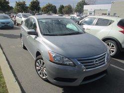 Nissan Sentra *S*AUTPM*A/C*BLUETOOTH*BAS KILO*JAMAIS ACCIDENTE*  2013