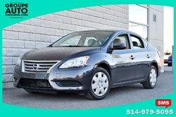 Nissan Sentra *AUTOM*A/C*SIEGES CHAUFFANTS*CHARCOAL*53000KM*  2013