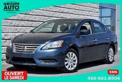 Nissan Sentra *AUTOM*A/C*GRIS*BAS KILO*  2014