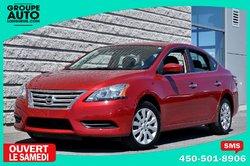 Nissan Sentra *22000KM*AUTOM*A/C*4PORTES*TRES BAS KILO*  2014