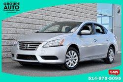 Nissan Sentra *SV*AUTOM*A/C*13800KM*PUSH START*BLUETOOTH*  2014