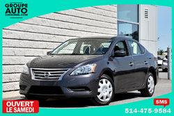 Nissan Sentra *AUTOM*A/C*CHARCOAL*34830KM SEULEMENT*  2015
