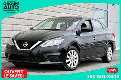 Nissan Sentra *AUTOM*A/C*NOIR*BAS KILO*BLUETOOTH*  2016