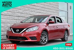 Nissan Sentra SV*TOIT*CAMERA*MAGS*SIEGES CHAUFFANTS*  2016