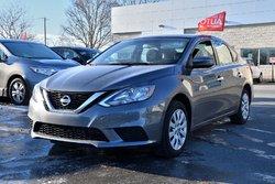 2016 Nissan Sentra *8456KM*AUTOM*A/C*GROUPE ELECTRIQUE*GRISE*