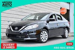 Nissan Sentra *AUTOM*A/C*NOIR*4PORTES*DEMARREUR*  2017