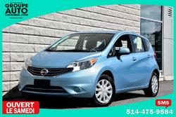Nissan Versa Note *SV*CAMERA*A/C*BAS KILO*55000KM*  2014