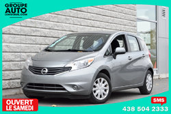 Nissan Versa Note *HATCHBACK*AUTOM*A/C*38000KM*  2014