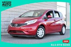 Nissan Versa Note *SV*CAMERA*AUTOM*A/C*45000KM*ROUGE*  2014