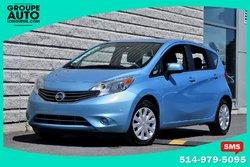 Nissan Versa Note *SV*AUTOM*HATCHBACK*A/C*43000KM*  2014