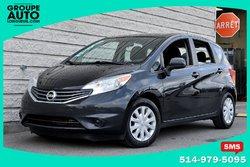 Nissan Versa Note *SV*AUTOM*A/C*NOIR*1 PROPRIO*  2014