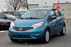 Nissan Versa Note *SV*HATCHBACK*AUTOM*A/C*CAMERA*  2016