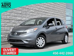 Nissan Versa Note *SV*A/C*CAMERA*CHARCOAL*33864KM*  2016