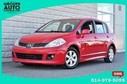 Nissan Versa *SL*SPORT*AUTOM*TOIT*A/C*JUPES*BAS KILO*  2009