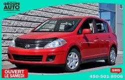 Nissan Versa *HATCHBACK*AUTOM*A/C*49500KM*  2012