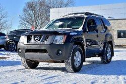 Nissan Xterra *OFFROAD*4X4*MANUELLE*BLEUE*  2008