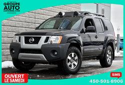 Nissan Xterra *PRO-4X*NOIR*AUTOM*4X4*ROCKFORD FOSGATE*  2012