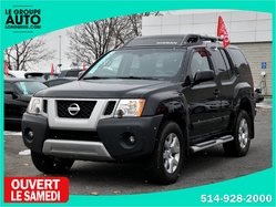 Nissan Xterra *SV*4X4*AUTOM*A/C*NOIR*ROCKFORD FOSGATE*  2012