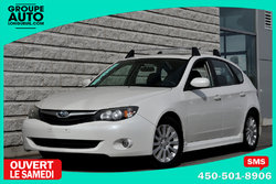 Subaru Impreza *BLANC*AWD*TOIT*SPORT PACK*TRES PROPRE*  2010