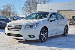 Subaru Legacy *3.6R LIMITED*BLANC*CUIR*TOIT*NAVIGATION*AWD*  2017