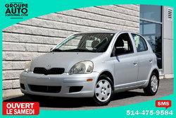 Toyota Echo LE*HATCHBACK*SILVER*1PROPRIO*91000KM*  2004