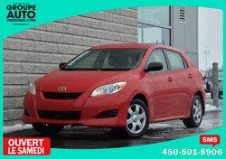 Toyota Matrix *A/C*BAS KILO*ROUGE*8 ROUES*  2010