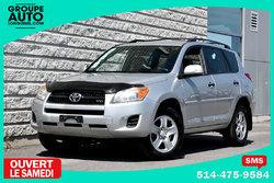Toyota RAV4 *AWD*AUTOM*A/C*V6*SILVER*PROPRE*  2009